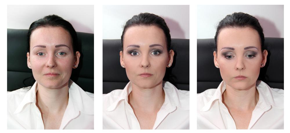 Kosmetický salon Brno, proměna